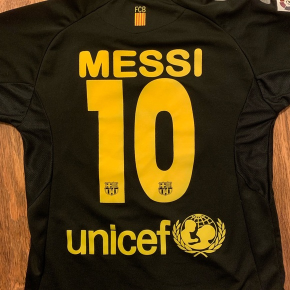 premium selection a0831 0d11a Messi Nike soccer jersey
